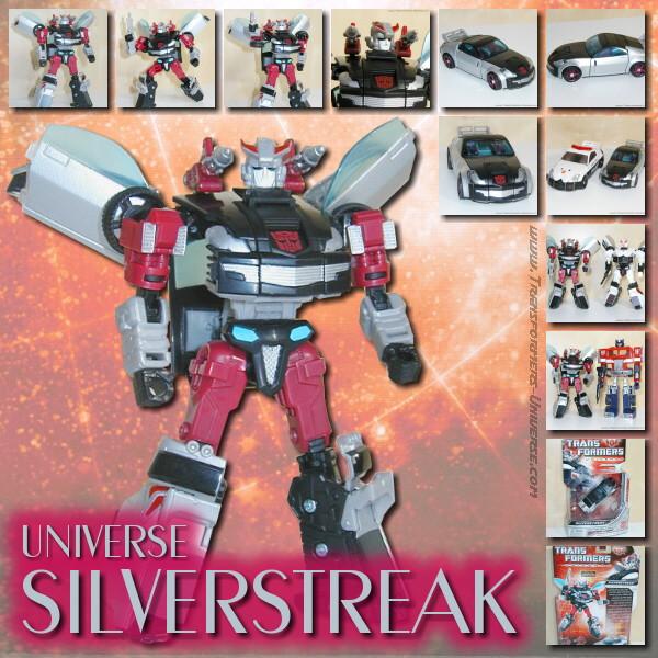 Universe Silverstreak