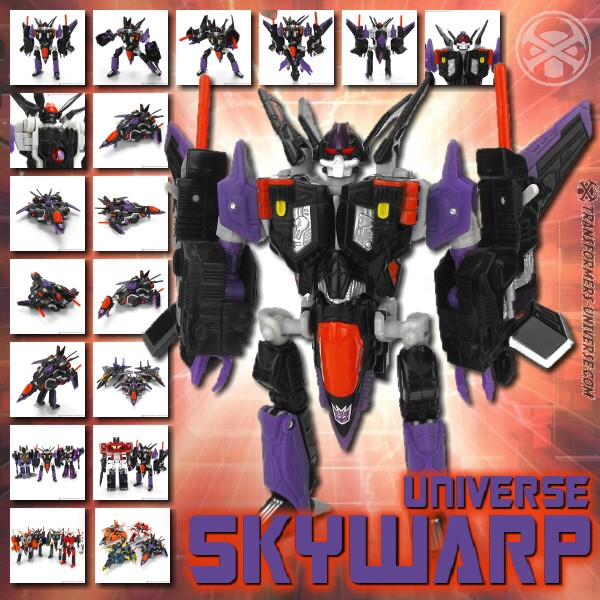 Universe Skywarp