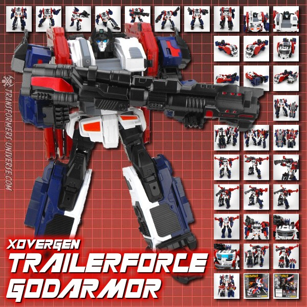 XOvergen TF-02 Trailerforce Godarmor