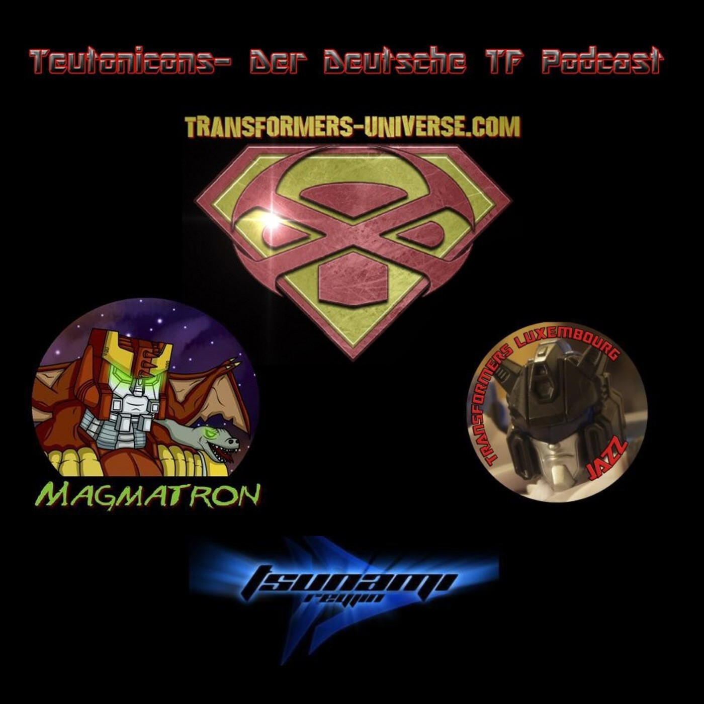 Teutonicons Transformers Podcast