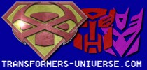 Transformers Universe The Web's Greatest Bi-Lingual Transformers Site  -  Auch f?r Deutsche Fans