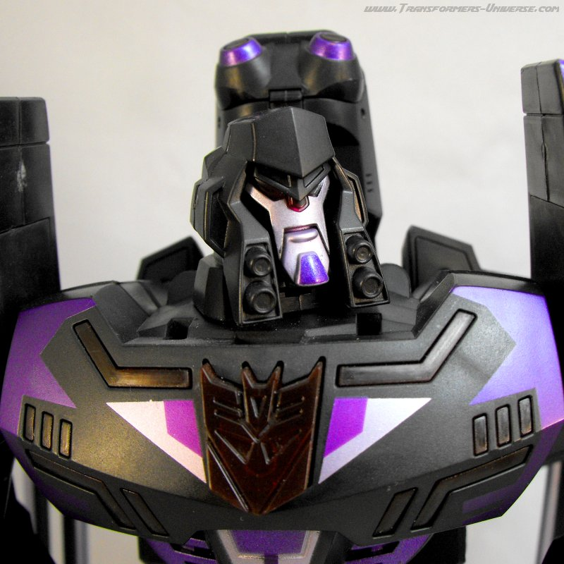 Animated Megatron Shadow Blade (2008)