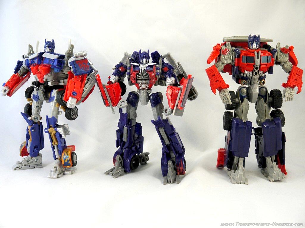 transformers universe dotm optimus prime 11 11