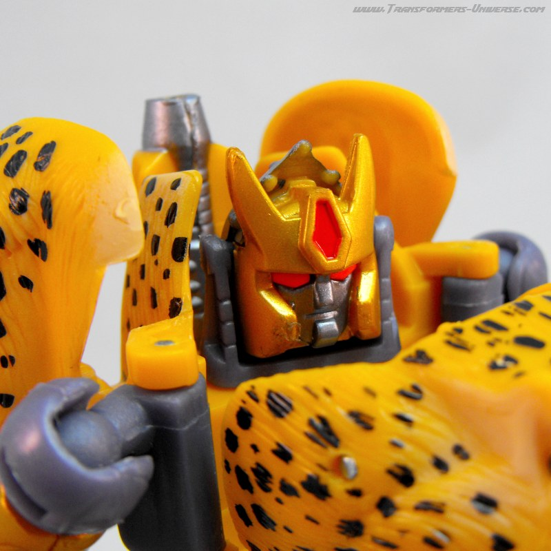 Beast Wars Japan Cheetus (2007)