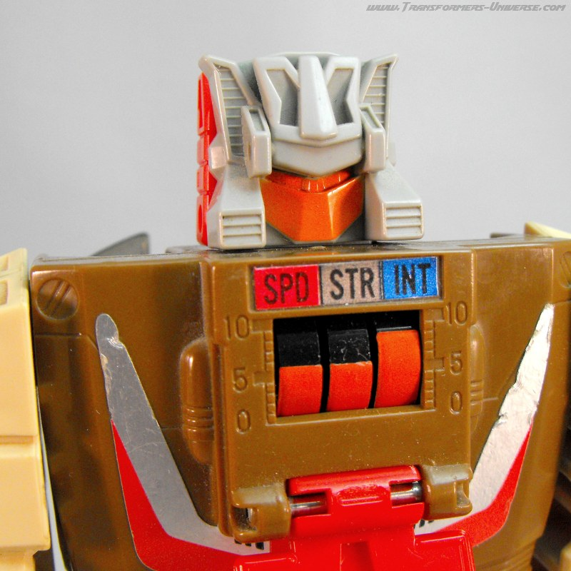 Generation 1 Chromedome (1987)