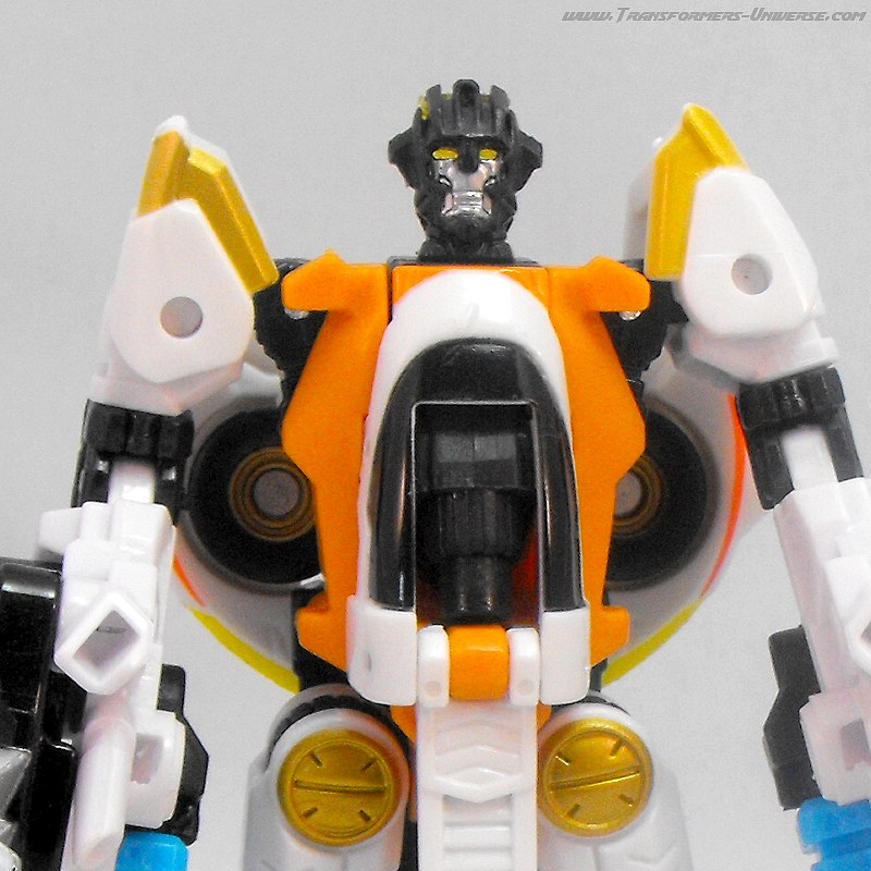 Power Core Combiners Leadfoot (2010)