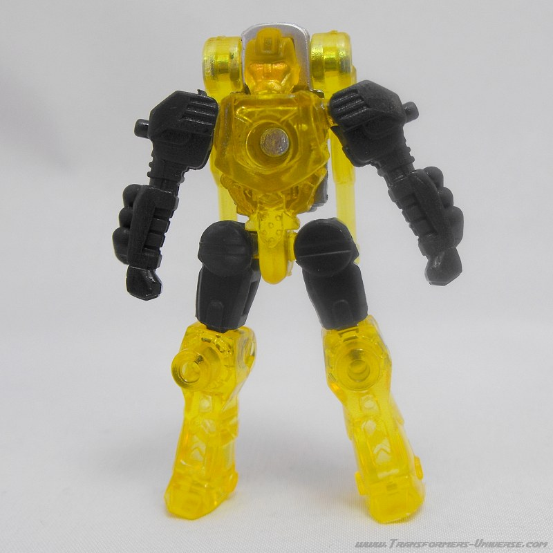 Power Core Combiners Pinpoint (2010)