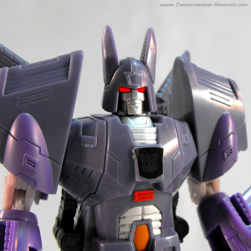 Reveal the Shield Cyclonus (2010)