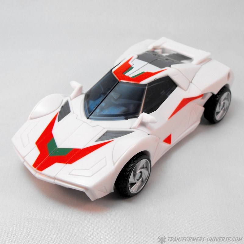 Transformers prime wheeljack car - photo#16