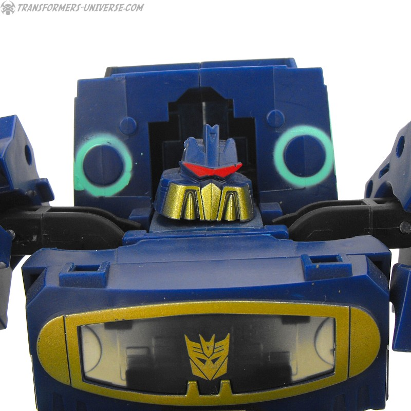Animated Soundwave (2008)