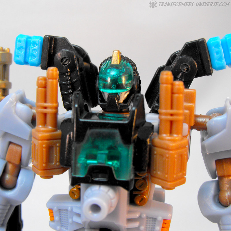 Power Core Combiners Undertow (2011)