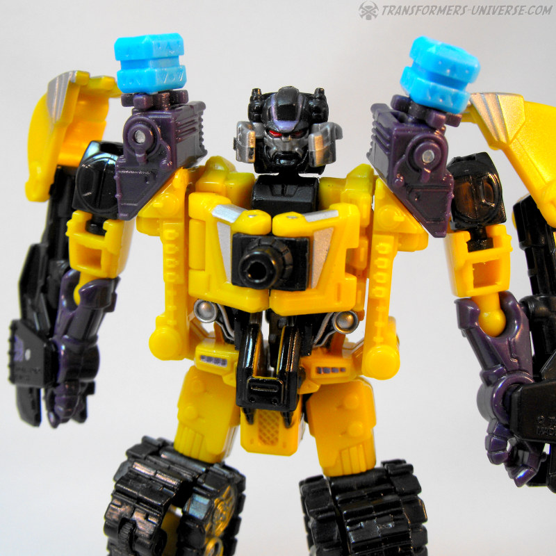 Power Core Combiners Sledge (2010)