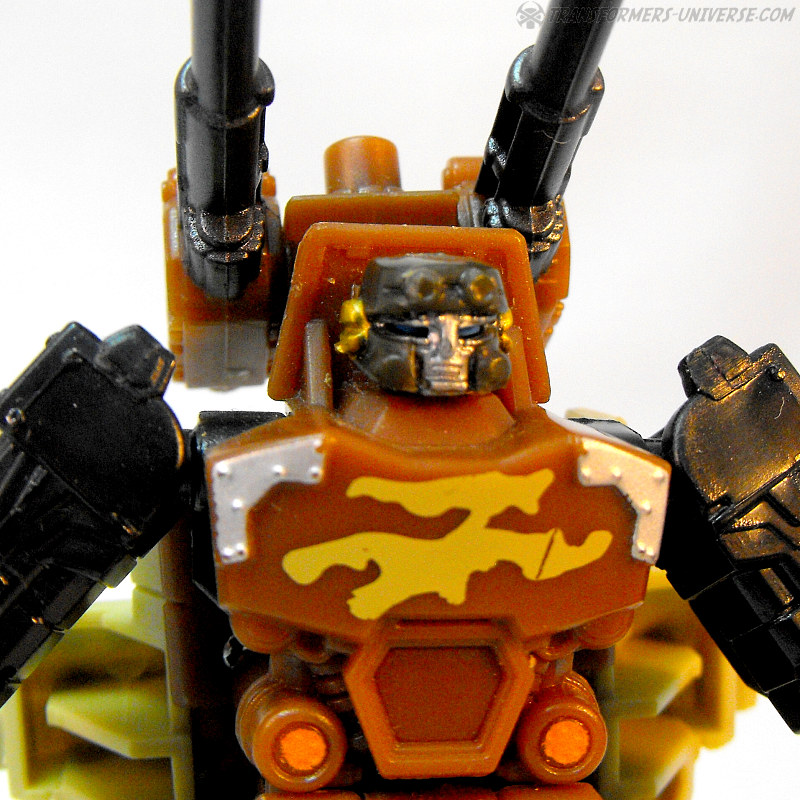 Power Core Combiners Steelshot (2010)