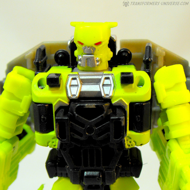 Power Core Combiners Steamhammer (2010)