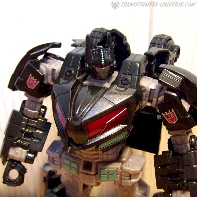 United Darkside Optimus Prime (2011)