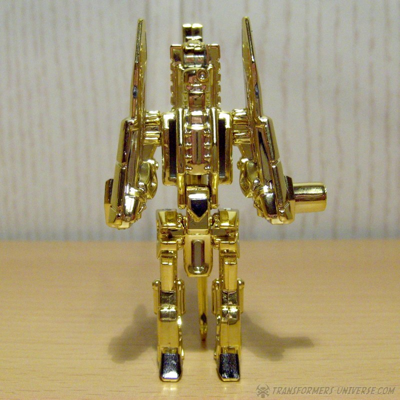 Prime Arms Micron Gold Metal R.A. (2012)