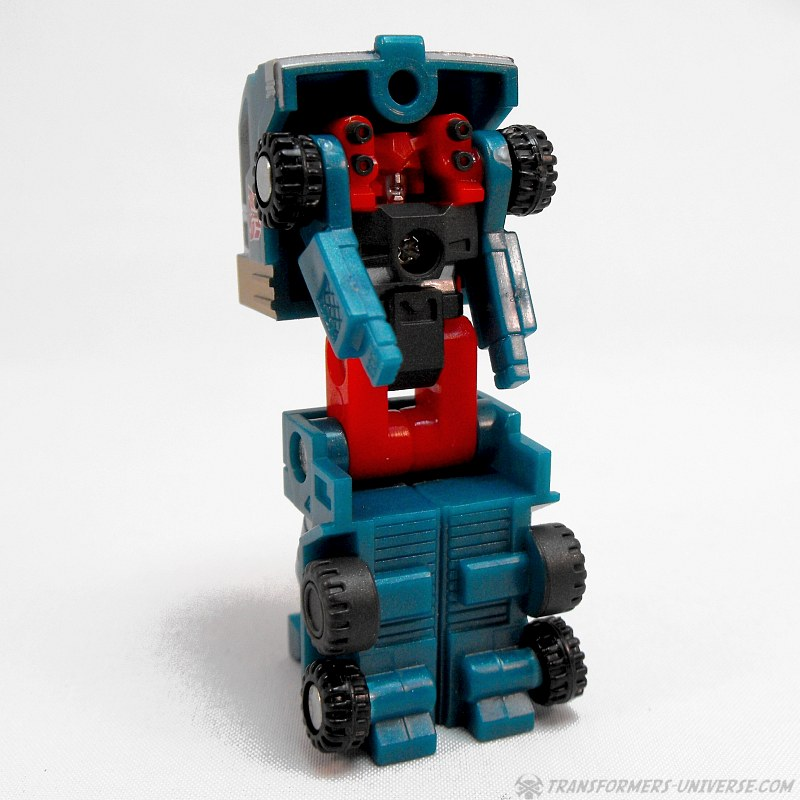 G1 Reissues Mixing (2002)