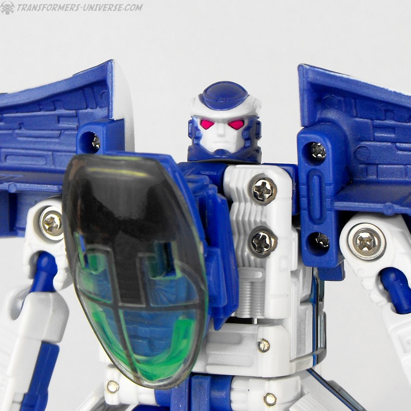 Robots in Disguise Railspike (2001)