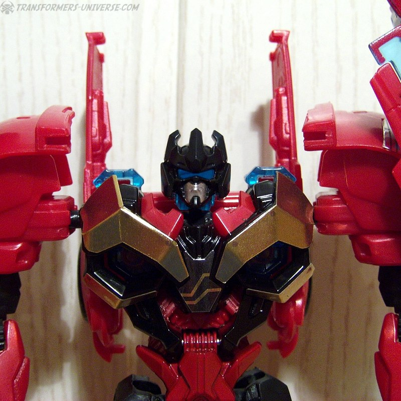 Prime Arms Micron Rumble (2012)