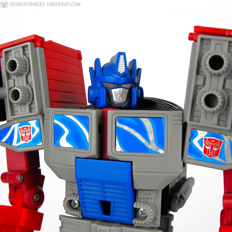 Generation 2 Laser Optimus Prime (1995)