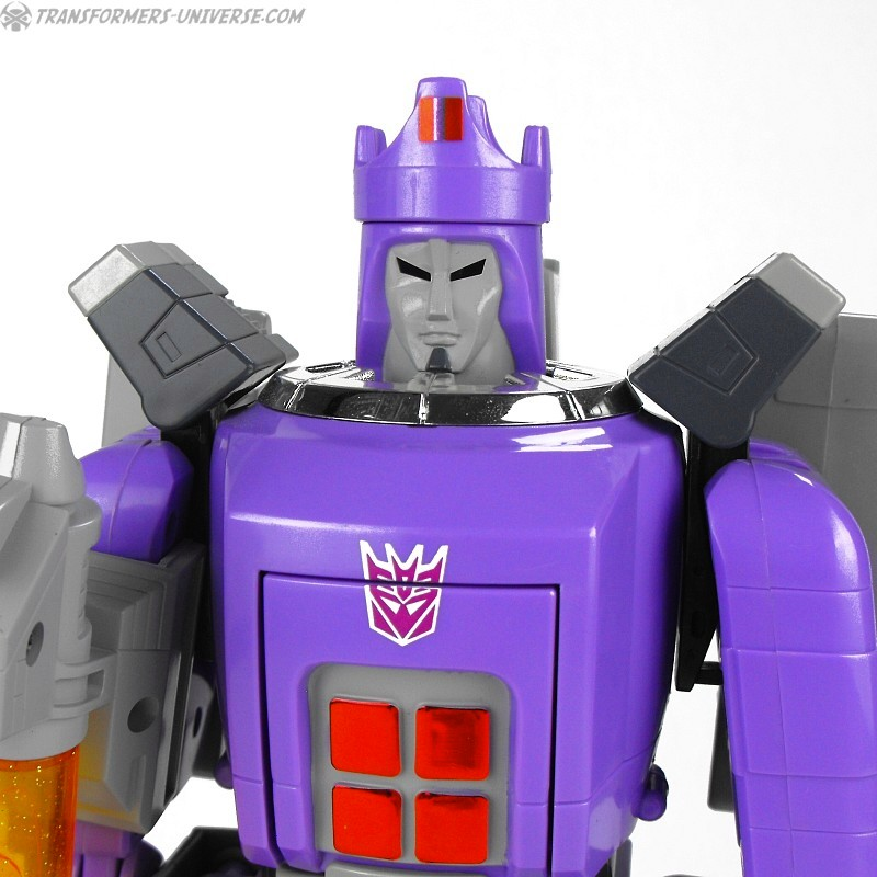 G1 Reissues Galvatron (2005)