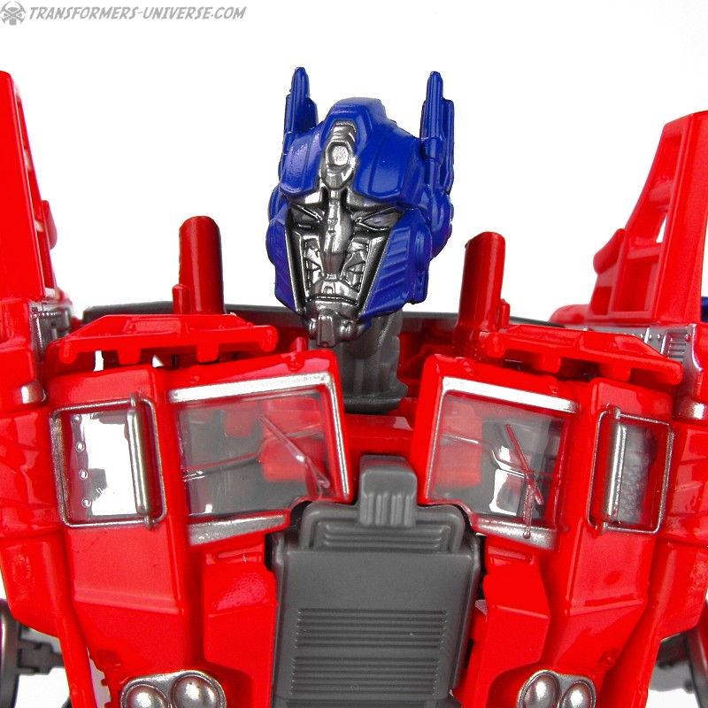 Age of Extinction Optimus Prime Evasion Mode (2014)