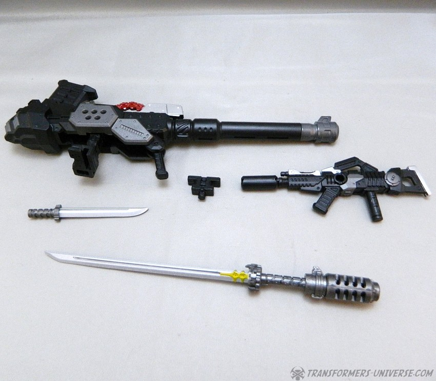 Perfect Effect Super Tank Weapon Set (2014)