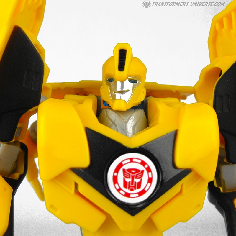 Robots in Disguise 2.0 Bumblebee (2015)
