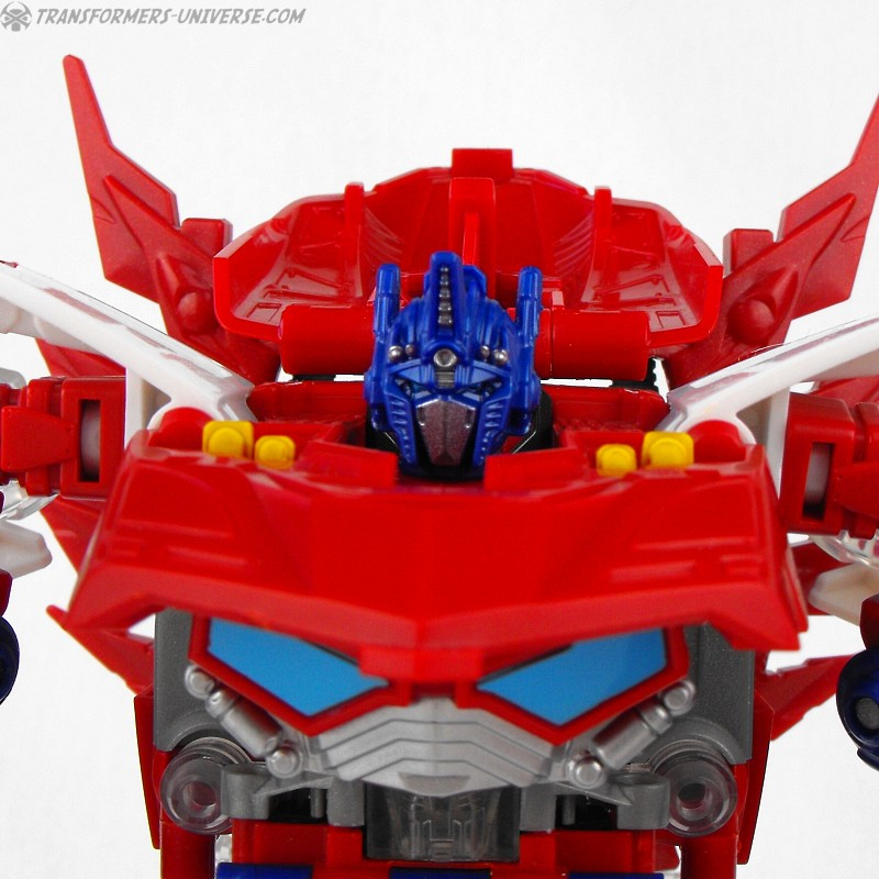 Transformers Go! Optimus Exprime (2014)