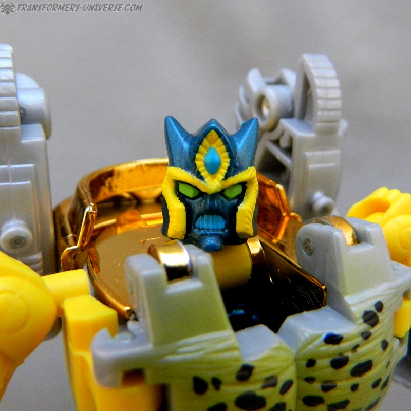 Beast Wars Metals Cheetus (1999)