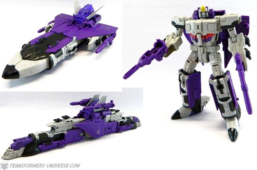 Transformers Universe - ToyDB Info: Generations Astrotrain ...