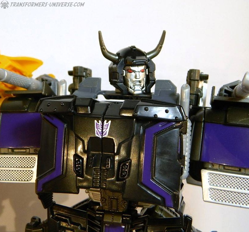 Unite Warriors Menasor (2015)