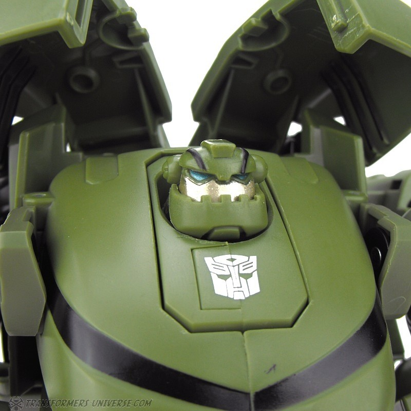 Animated Bulkhead (2008)