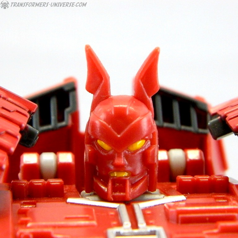 Botcon Exclusives Ramhorn (2016)