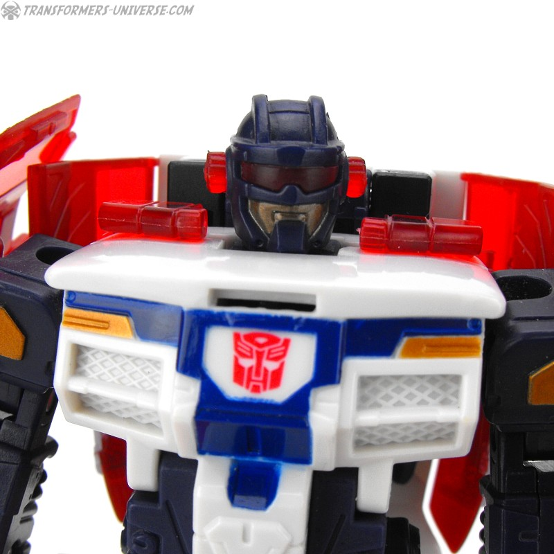 Cybertron Red Alert (2005)