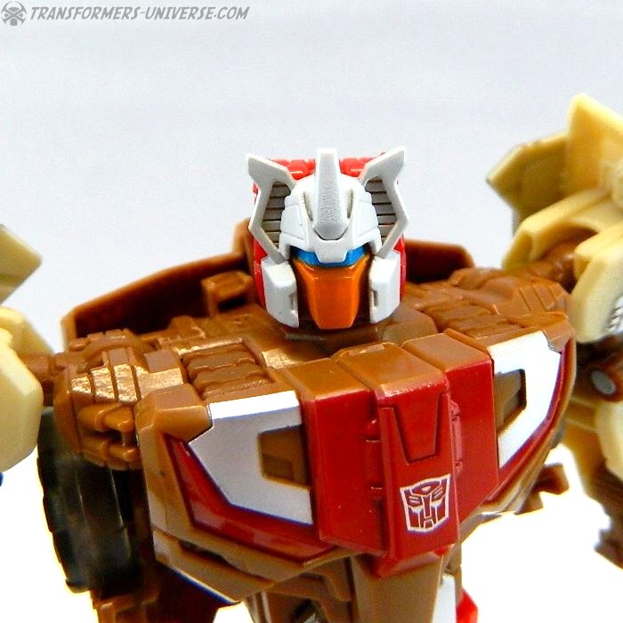 Titans Return Chromedome (2016)