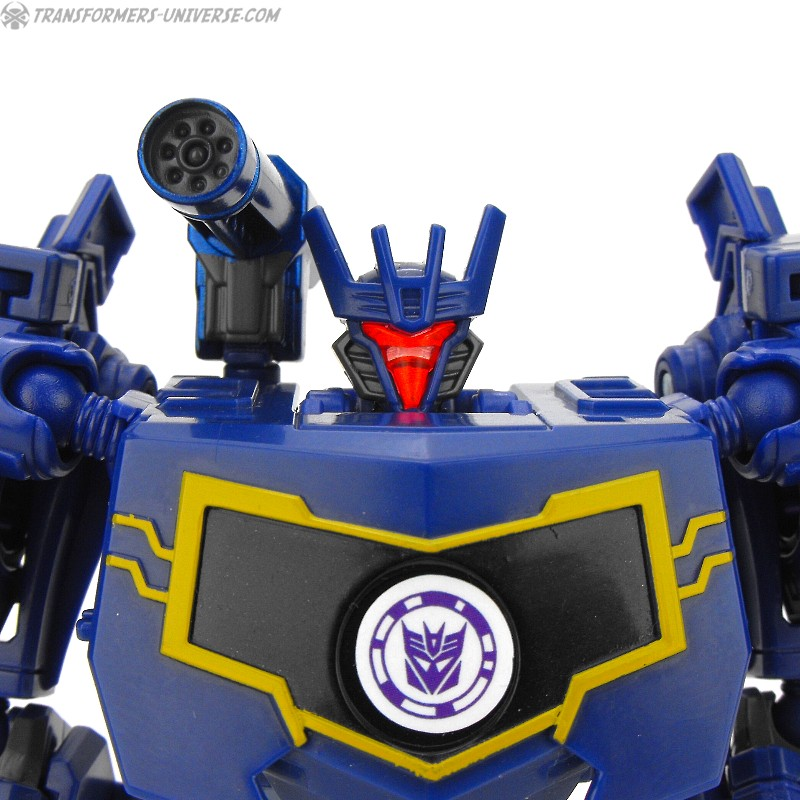 Robots in Disguise 2.0 Soundwave (2017)