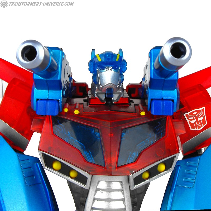 Animated Japan Optimus Prime Wingblade (2010)
