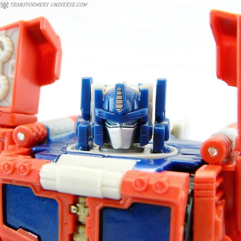 Titans Return Optimus Prime (2017)