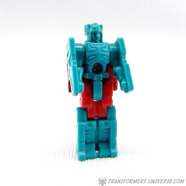 Titans Return Dynamus (2017)