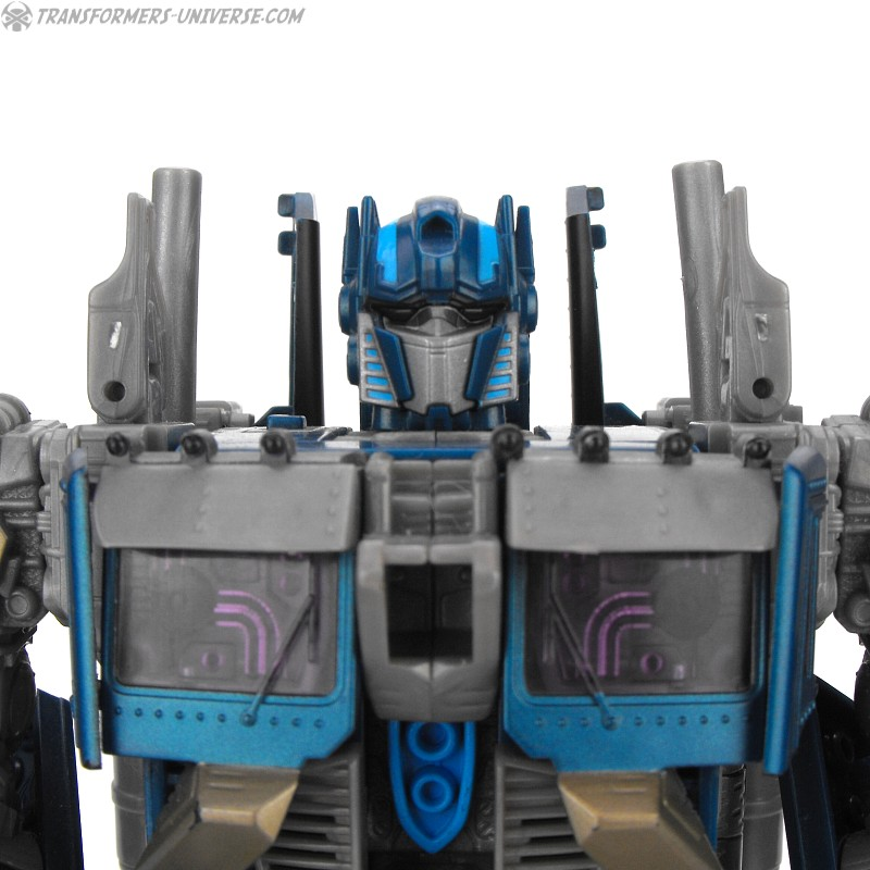 Movie Optimus Prime Nightwatch (2008)
