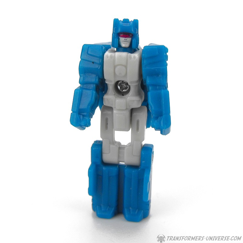 Titans Return Caliburst (2017)