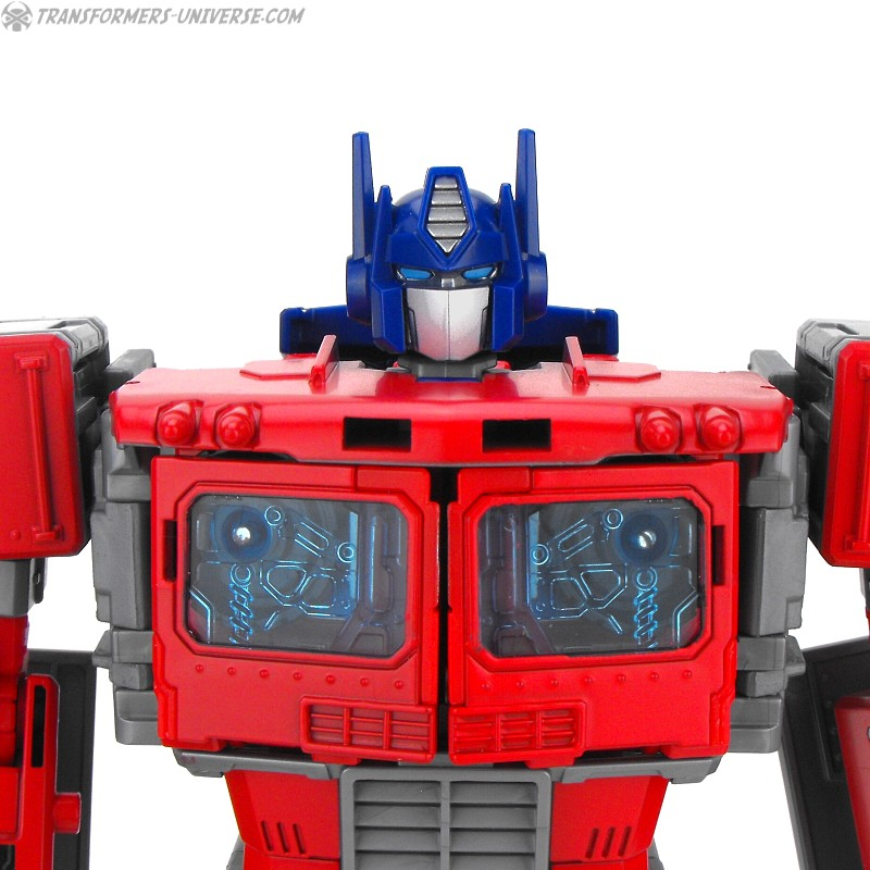 Power of the Primes Evolution Optimus Prime (2017)