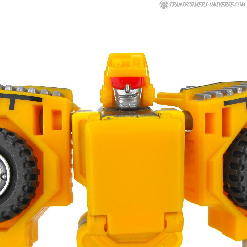 Robots in Disguise Heavy Load (2001)