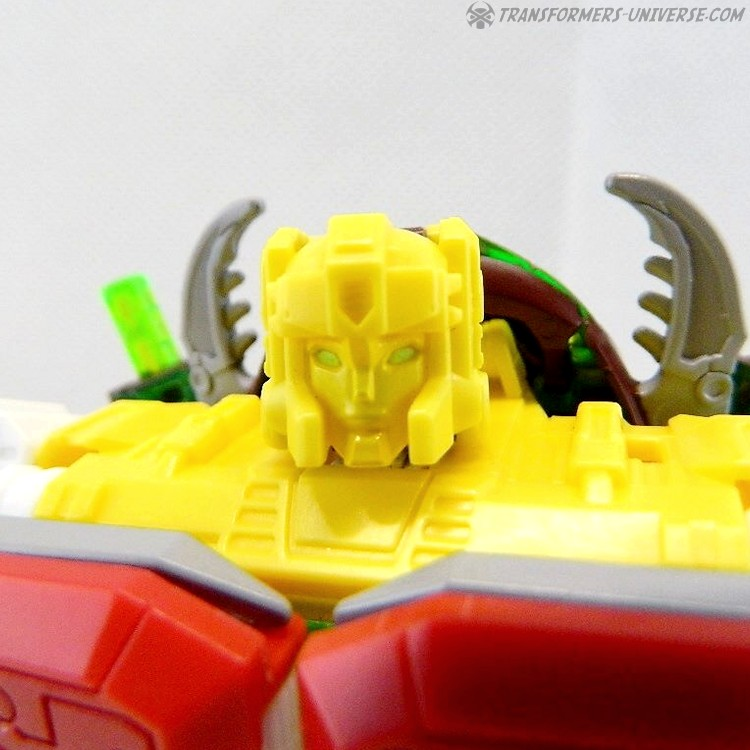 Titans Return Repugnus (2018)