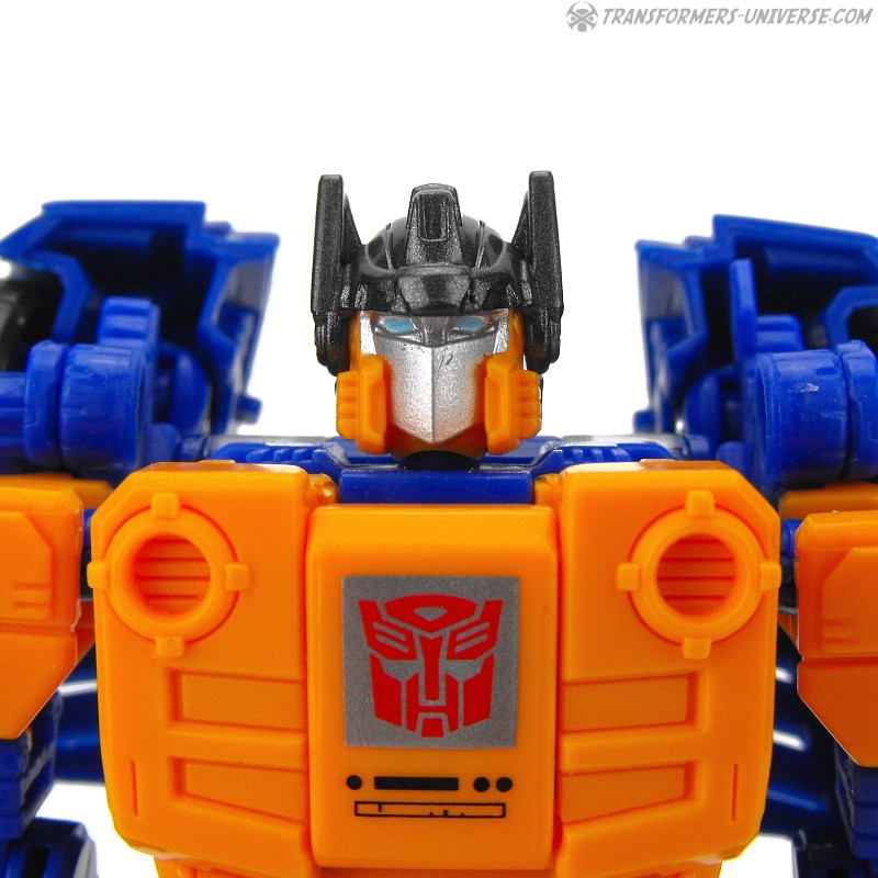 Power of the Primes Punch / Counterpunch (2018)
