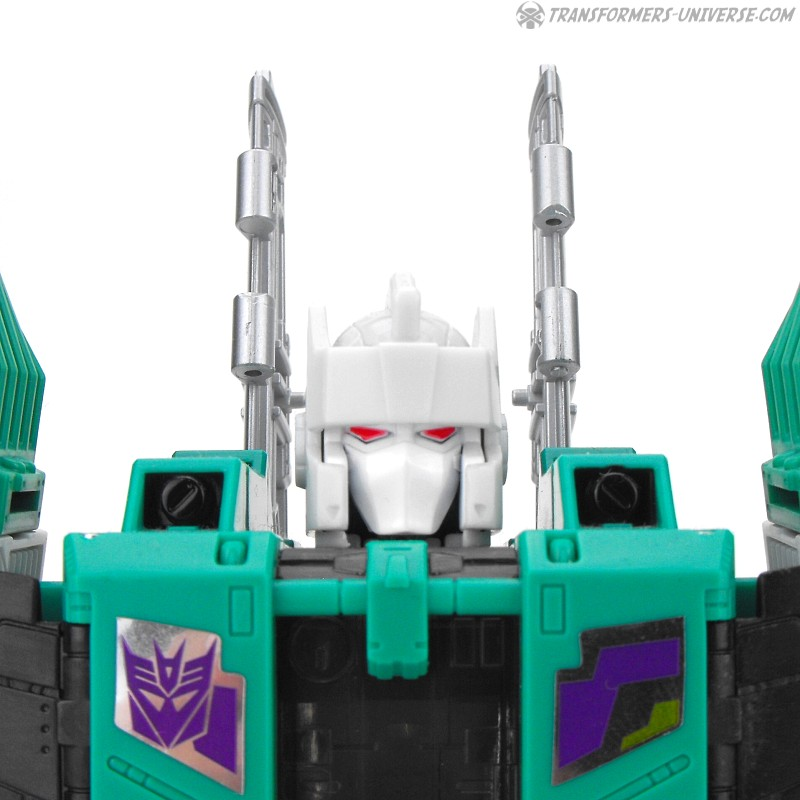 Titans Return Sixshot (2017)