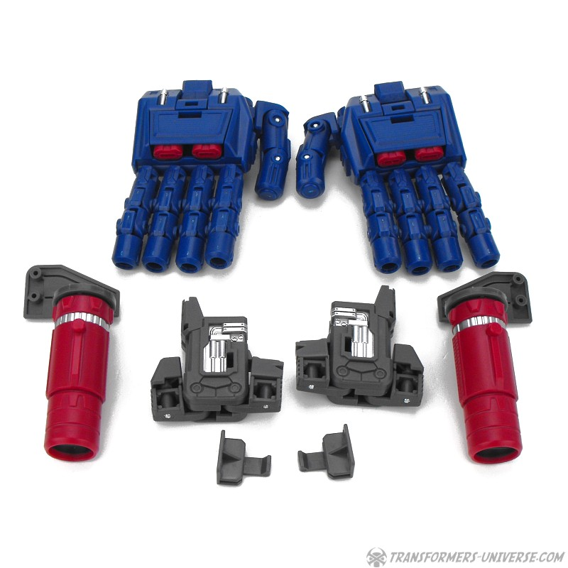 DNA Design Fortress Maximus Upgrade Kit (2017)