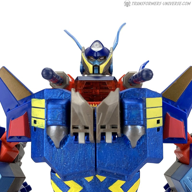 Beast Machines Jetstorm (2000)