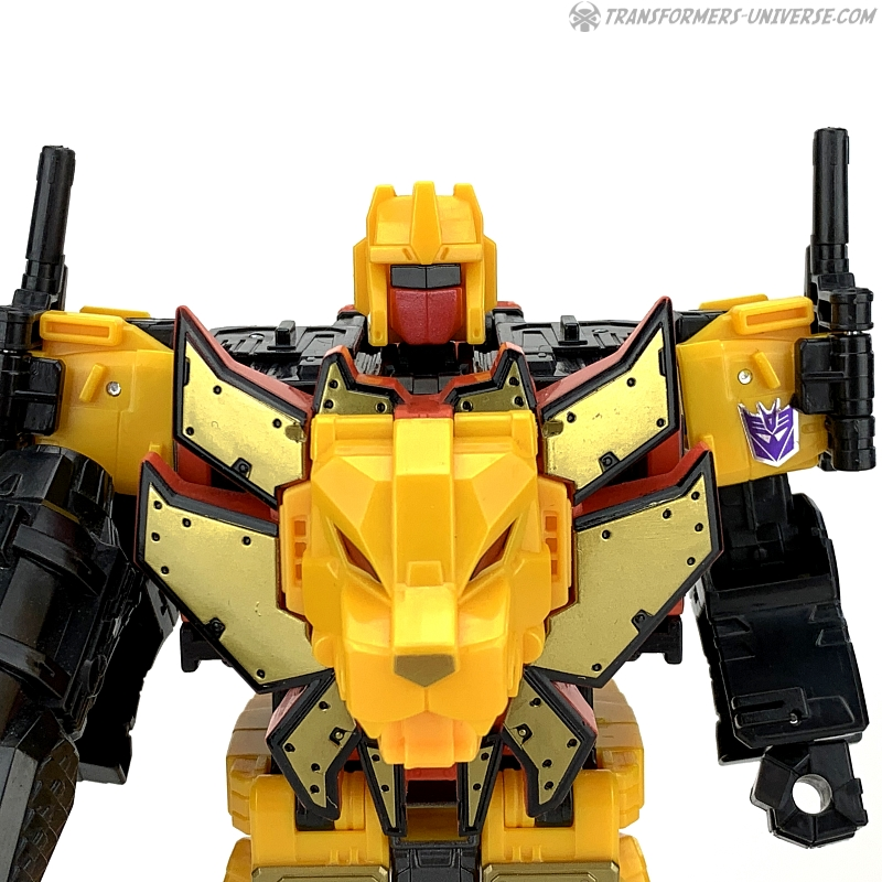 Power of the Primes Razorclaw (2018)